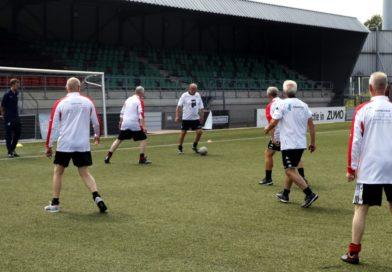 Walking Football bij FC Dordrecht