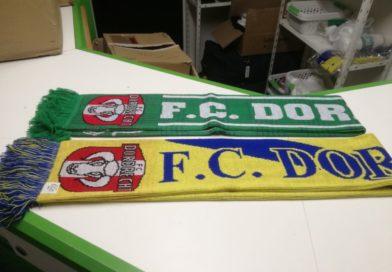 Ontwerp jij de nieuwe FC Dordrecht sjaal?