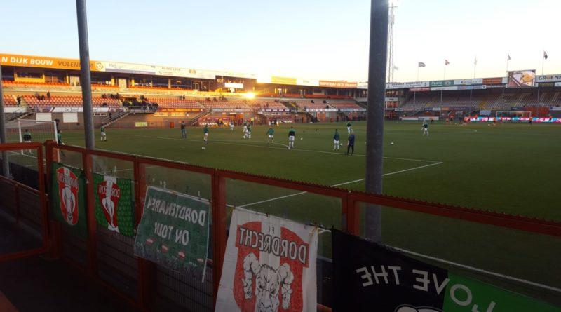 Tussenstand Wedstrijdvoorspellingen na Eagles thuis en Volendam uit!